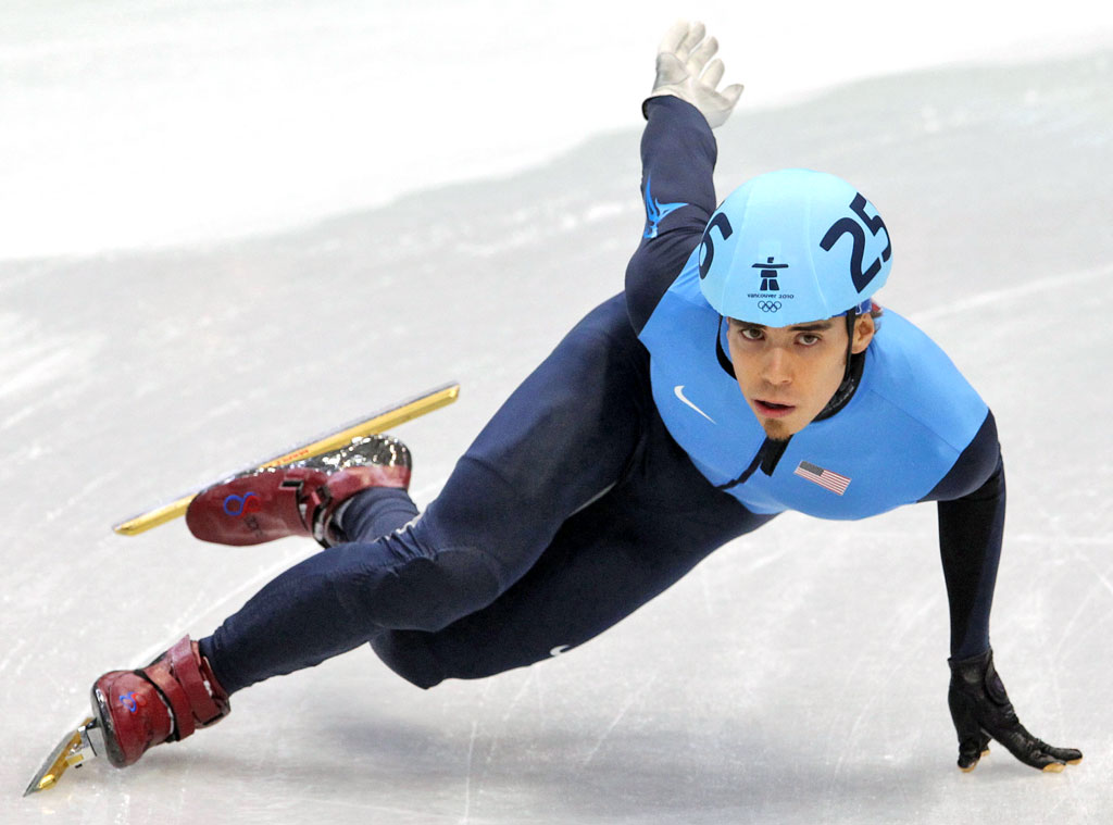 Awesome Olympians, Apolo Anton Ono