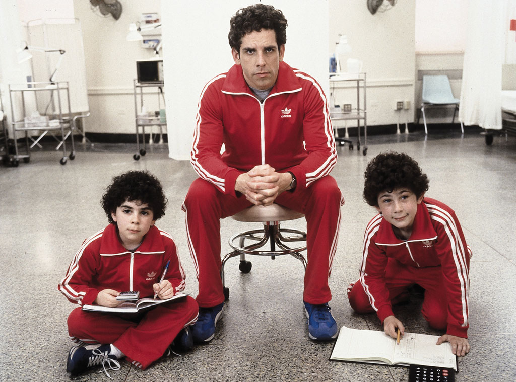 Royal Tenenbaums, Ben Stiller