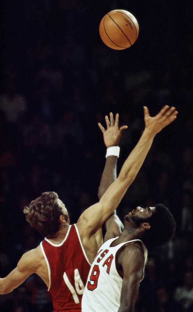 Soviet Union Basketball