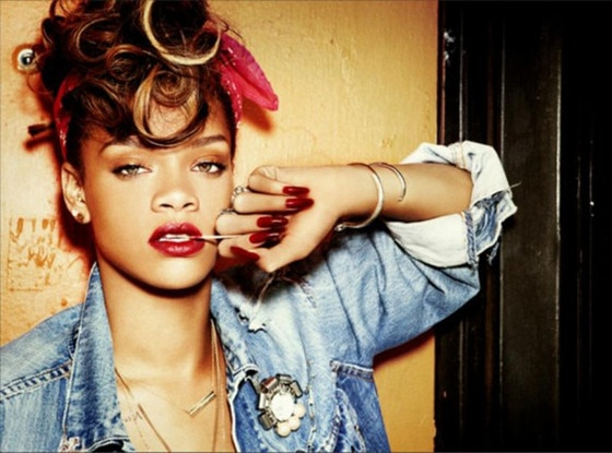 Rihanna, River Island