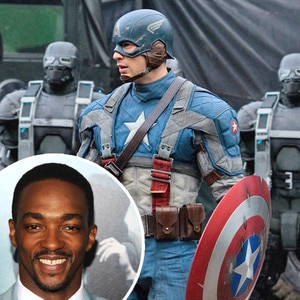 Captain America, Anthony Mackie