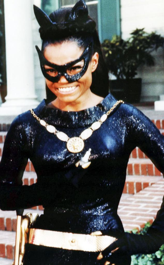 Batman, Eartha Kitt, Catwoman