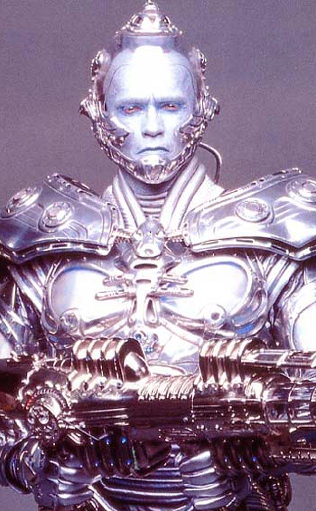 Batman, Arnold Schwarzenegger, Mr. Freeze