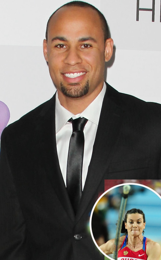 Hank Baskett, High Jump