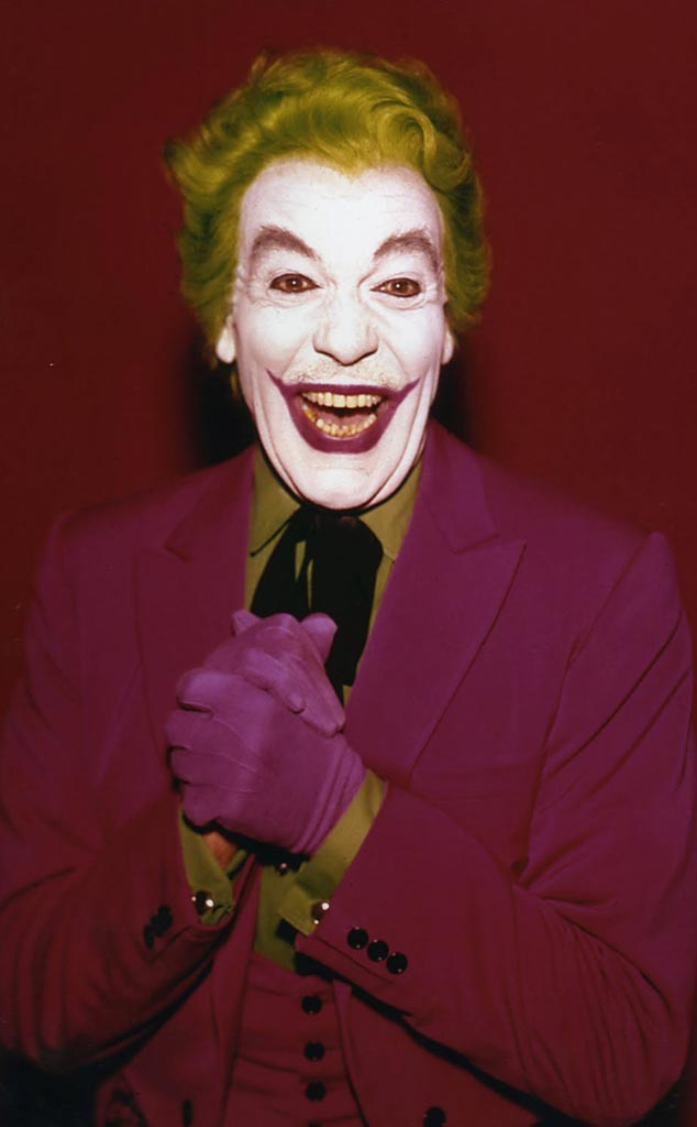 Batman, Cesar Romero, The Joker