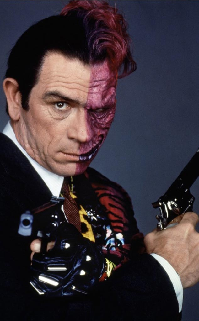 Batman, Tommy Lee-Jones, Two-Face