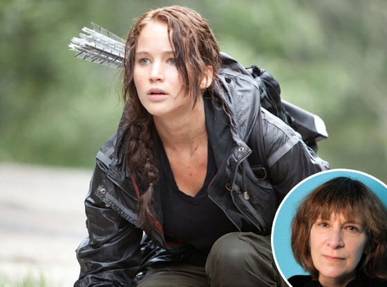 The Hunger Games, Jennifer Lawrence, Amanda Plummer
