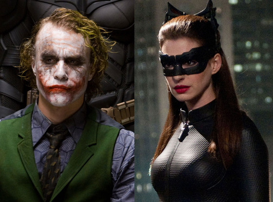 Batman, Anne Hathaway, Heath Ledger