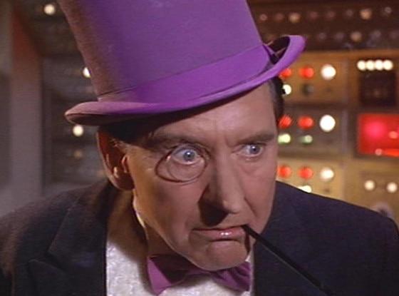 Batman, Burgess Meredith, Penguin