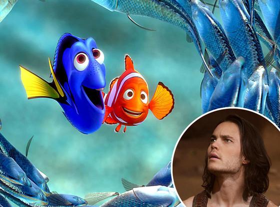 Finding Nemo, John Carter