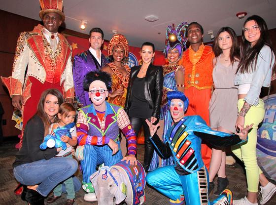 Kardashians, Jenners, Ringling Bros.