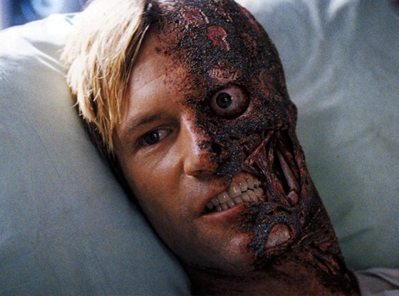Batman, Aaron Eckhart, Two-Face