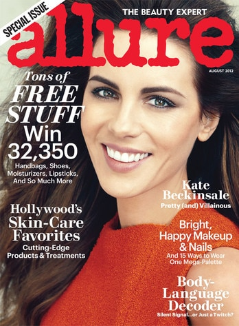 Kate Beckinsale, Allure Magazine