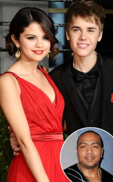 Selena Gomez, Justin Bieber, Timbaland