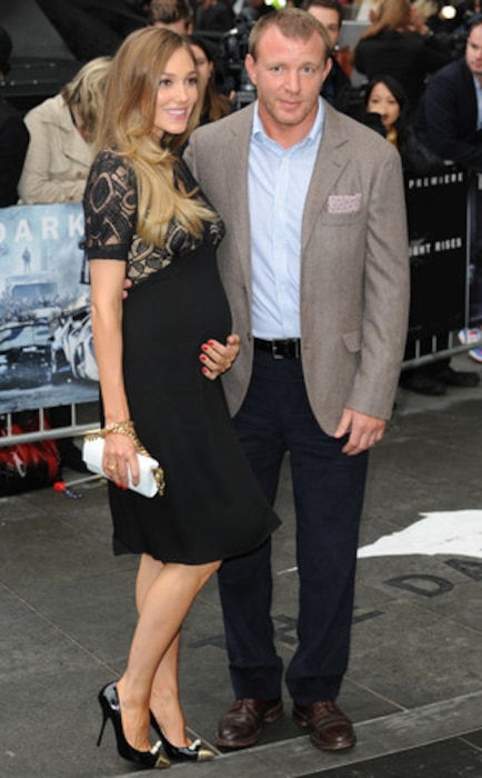 Bump Alert: Guy Ritchie's Girlfriend Pregnant With Baby No ...