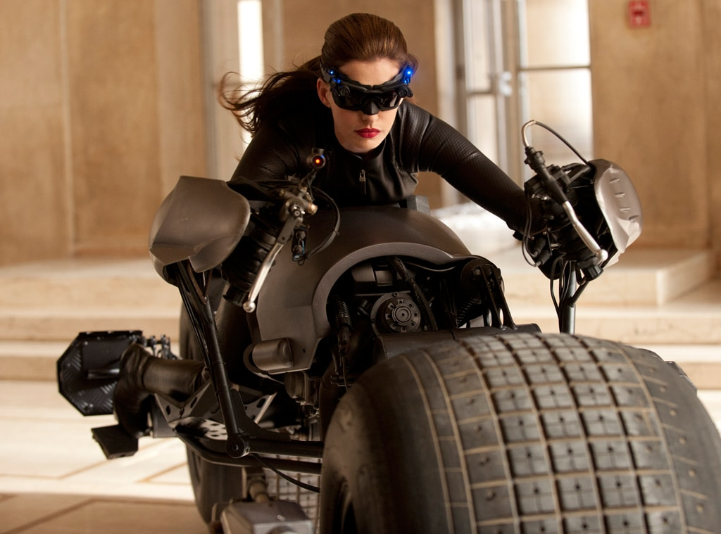 The Dark Knight Rises, Anne Hathaway