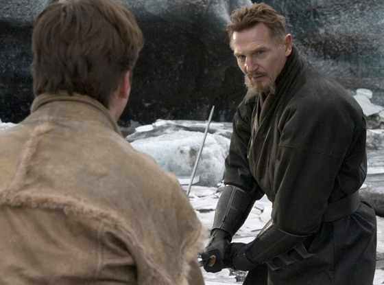 Batman, Liam Neeson, Ra's al Ghul