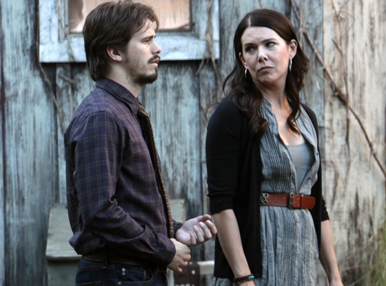 Jason Ritter, Lauren Graham, Parenthood