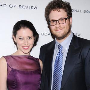 Seth Rogen, Lauren Miller