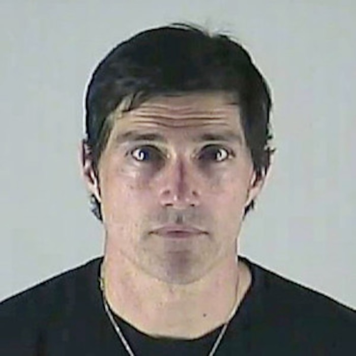 Matthew Fox, Mug Shot