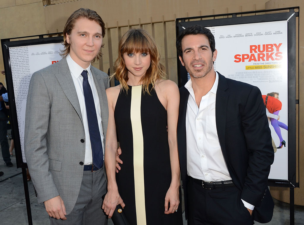 Paul Dano, Zoe Kazan, Chris Messina