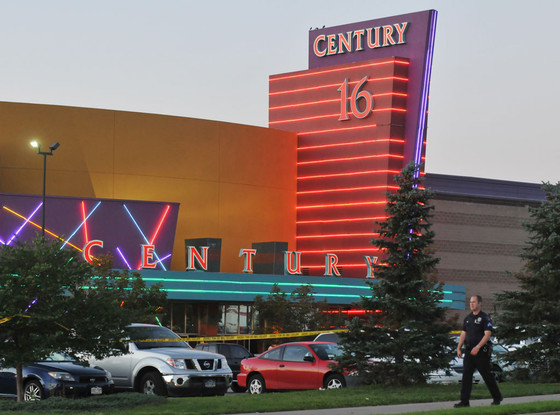 Century 16 movie Theatre, James Holmes