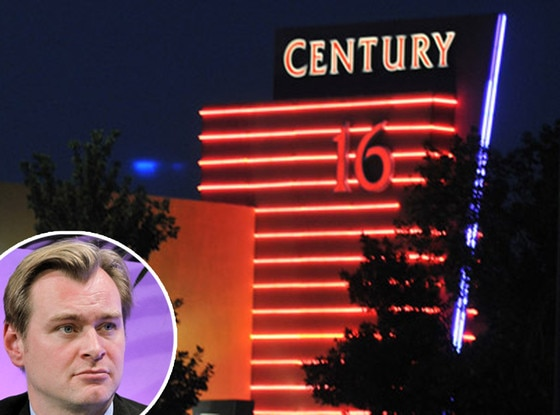 Christopher Nolan, Aurora Century Movie Theather