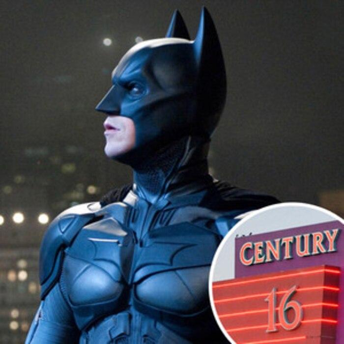 Dark Knight Shooting, Century 16