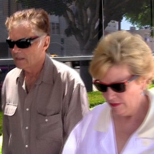 Fred Willard, Mary Willard