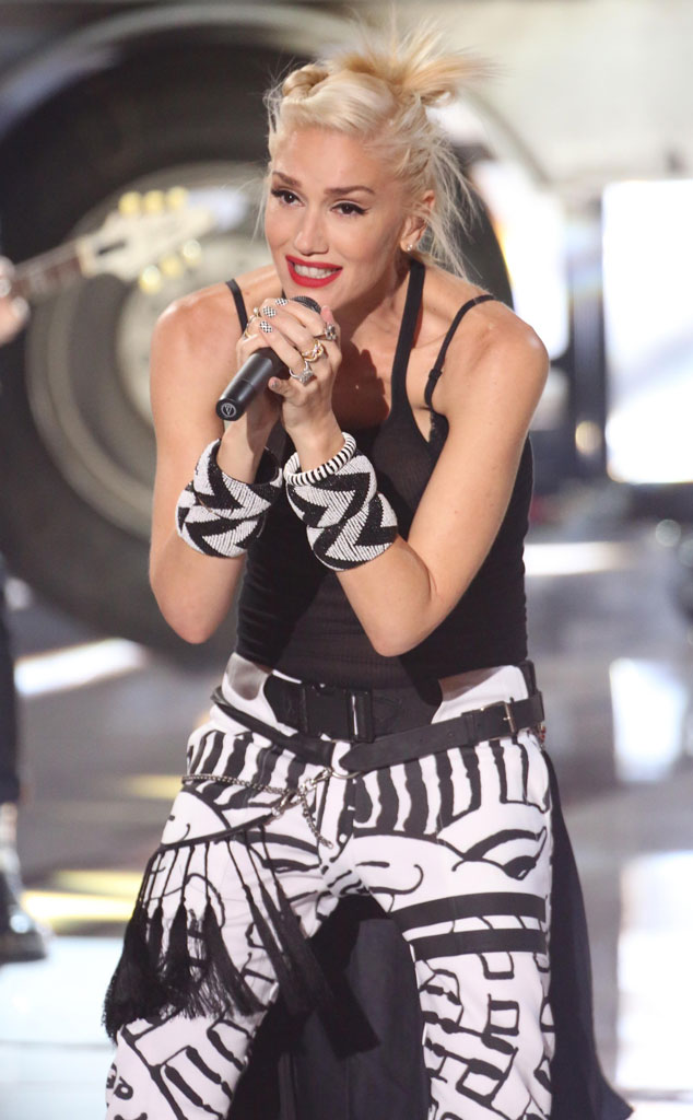 TEEN CHOICE 2012 Show, Gwen Stefani, No Doubt