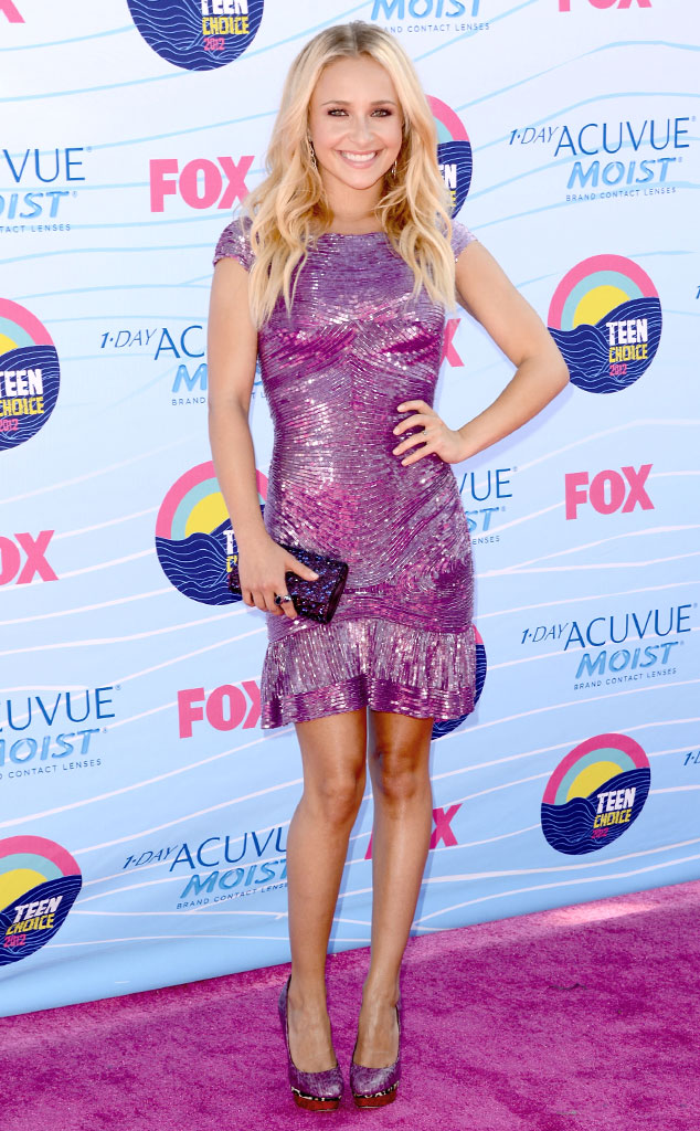 TEEN CHOICE 2012, Hayden Panettiere