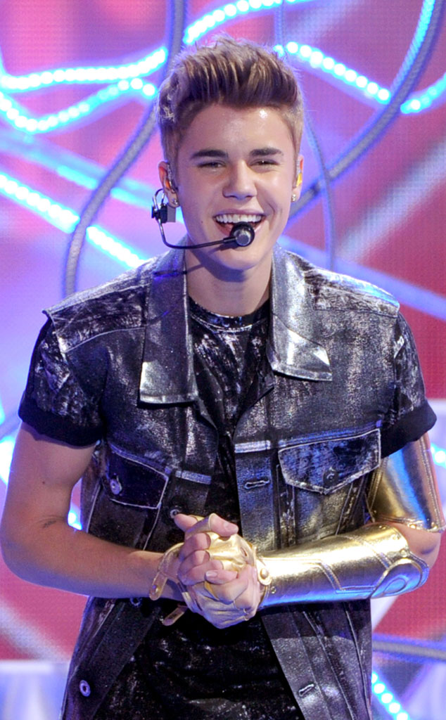 TEEN CHOICE 2012, Justin Bieber