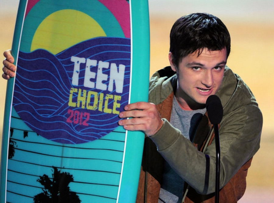 Josh Hutcherson, Teen Choice Awards