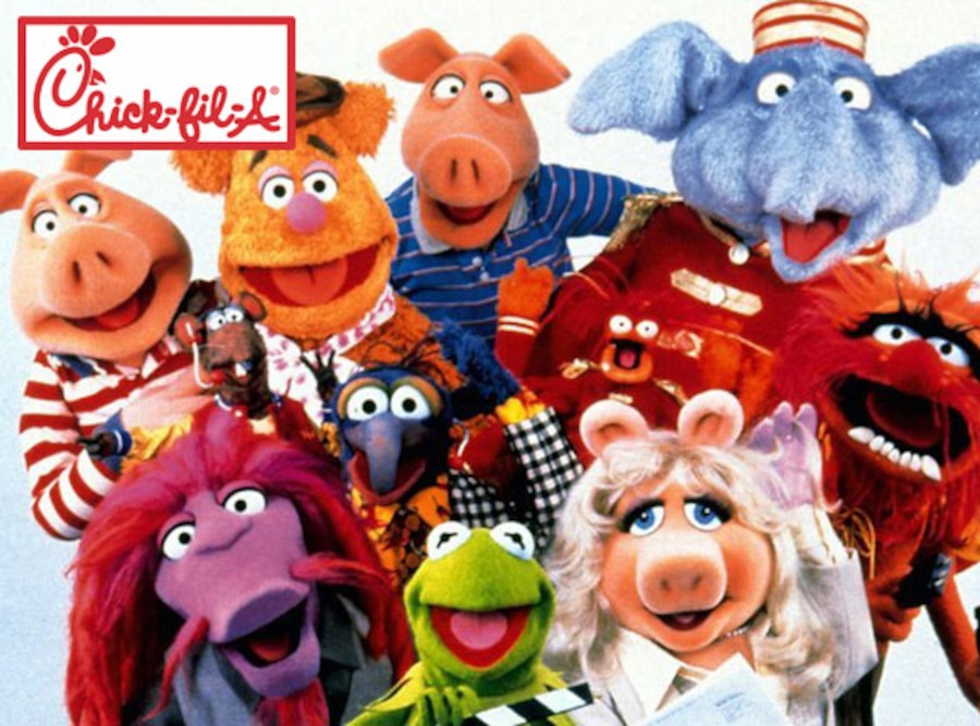 The Muppets, Chick-Fil-A