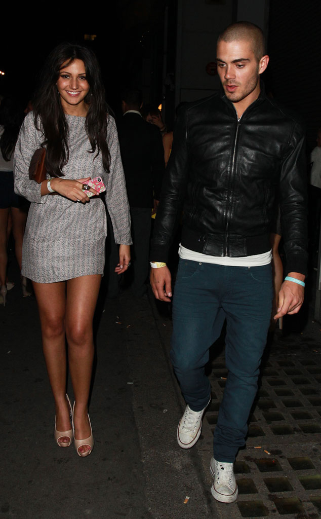 Max George, Michelle Keegan