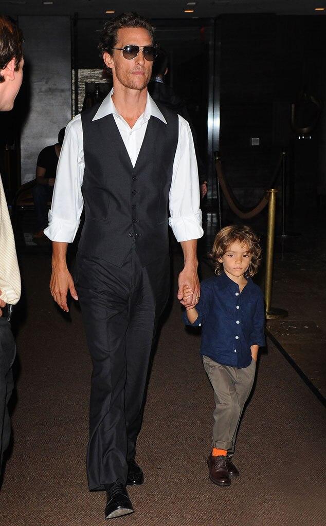 Matthew McConaughey, Levi McConaughey