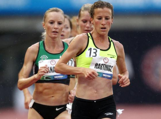 10,000 meter, Shalane Flanagan, Amy Hastings