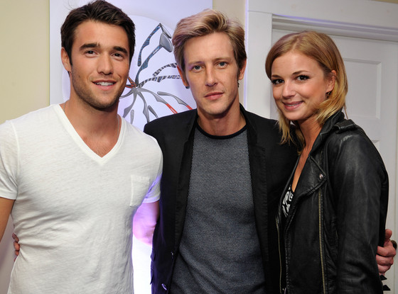 Emily VanCamp, Josh Bowman, Gabriel Mann