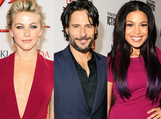 Julianne Hough, Joe Manganiello, Jordin Sparks