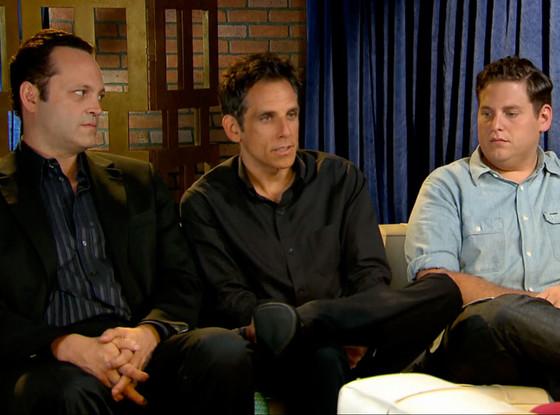 Ben Stiller, Vince Vaughn, Jonah Hill