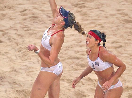 Awesome Olympians, Misty May Treanor, Kerri Walsh