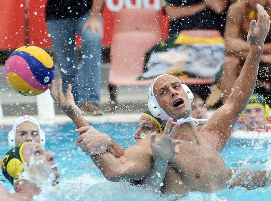 Hungary's Water Polo Team
