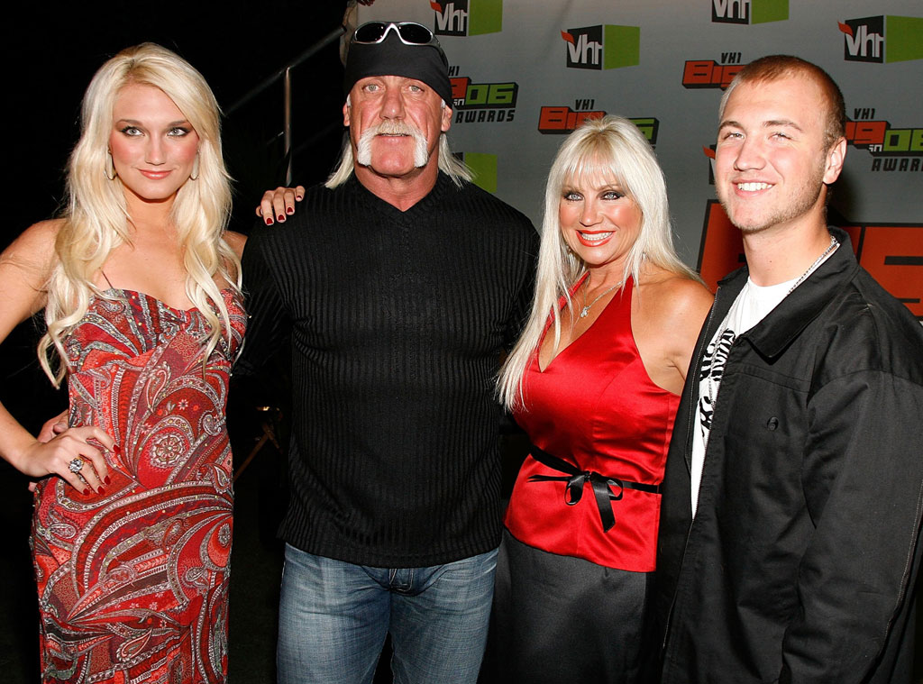 Brooke Hogan, Hulk Hogan, Linda Hogan, Nick Hogan