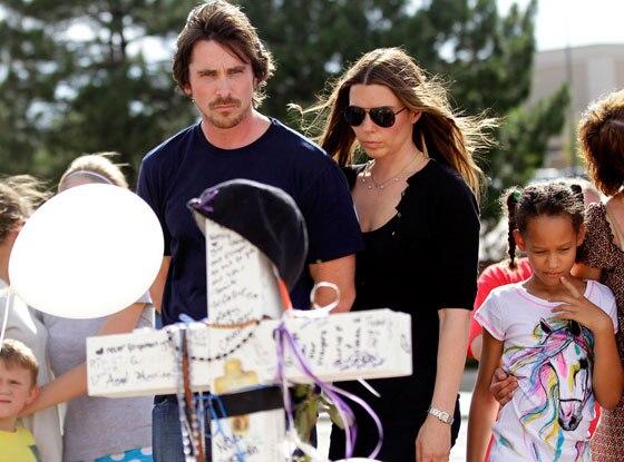 Christian Bale, Sandra Blazic