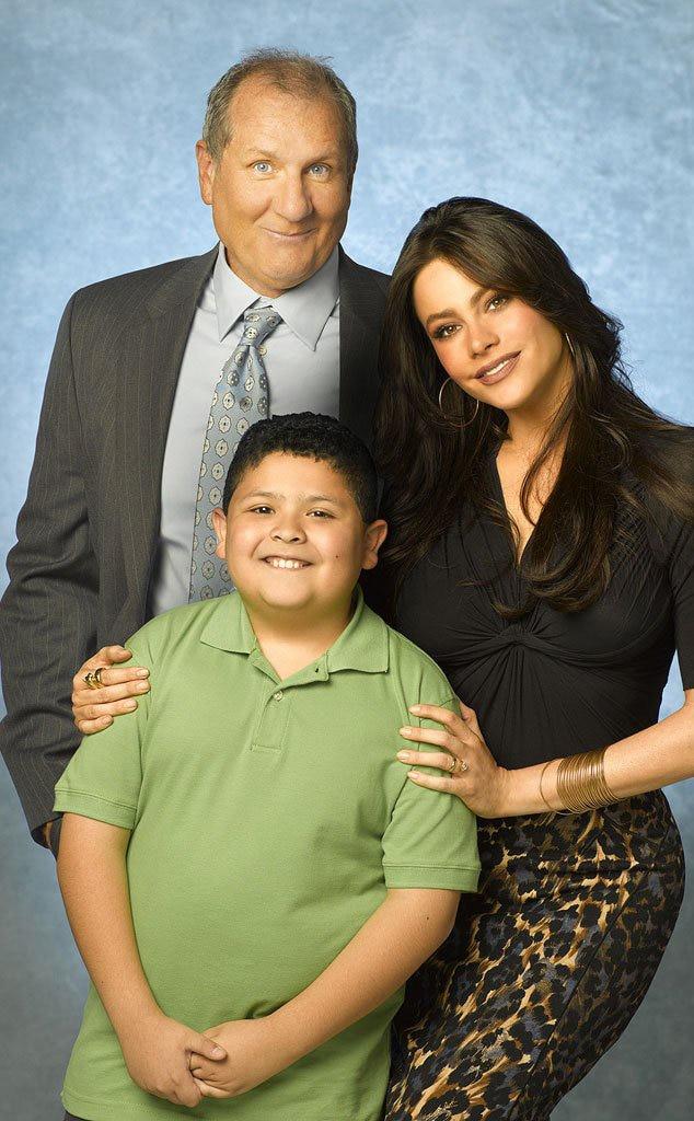 Modern Family, Ed O'Neill, Rico Rodriguez, Sofía Vergara