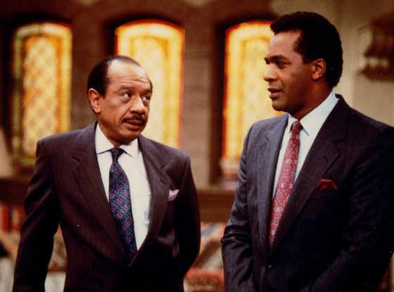 Sherman Hemsley, Amen