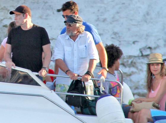 John Travolta, Robert de Niro