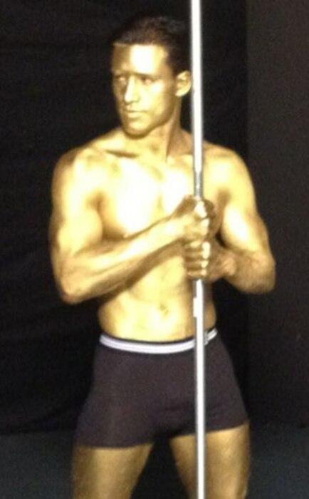 Mario Lopez, Twit Pic