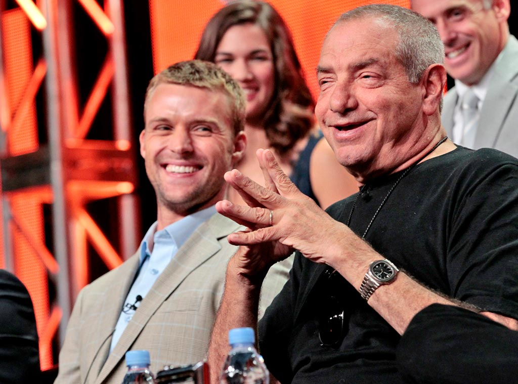 TCA Press Tour, Jesse Spencer