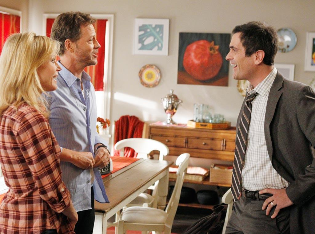 Julie Bowen, Greg Kinnear, Ty Burrell, Modern Family